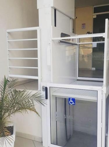 Plataformas de acessibilidade - Jaraguá do Sul